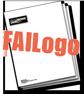 FAILogo report: beware of undesigners
