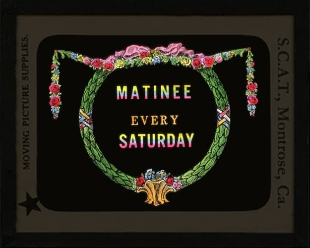wreath-matinee-every-sat-framed