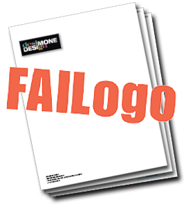 FAILogo report: beware of undesigners